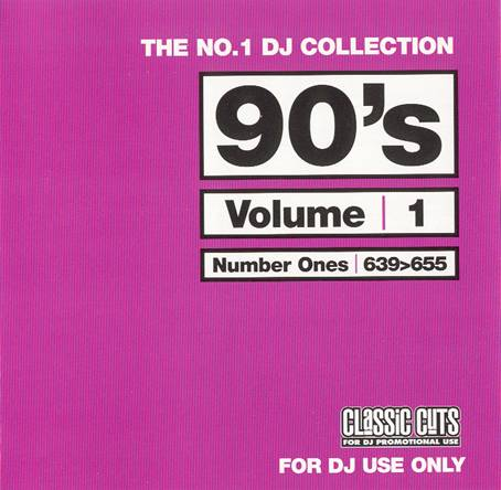 Mastermix Number One DJ Collection - 1990's Vol 01.jpg