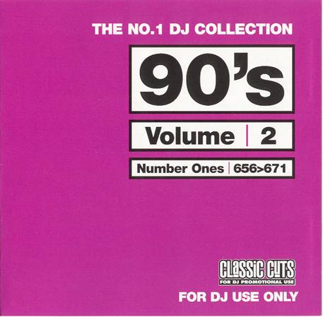 Mastermix Number One DJ Collection - 1990's Vol 02.jpg