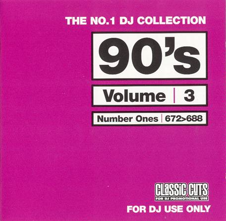 Mastermix Number One DJ Collection - 1990's Vol 03.jpg