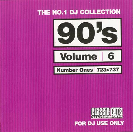 Mastermix Number One DJ Collection - 1990's Vol 06.jpg