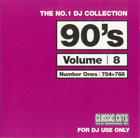 Mastermix Number One DJ Collection - 1990's Vol 08.jpg