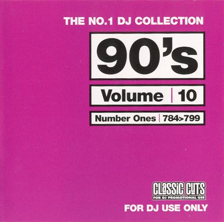 Mastermix Number One DJ Collection - 1990's Vol 10.jpg