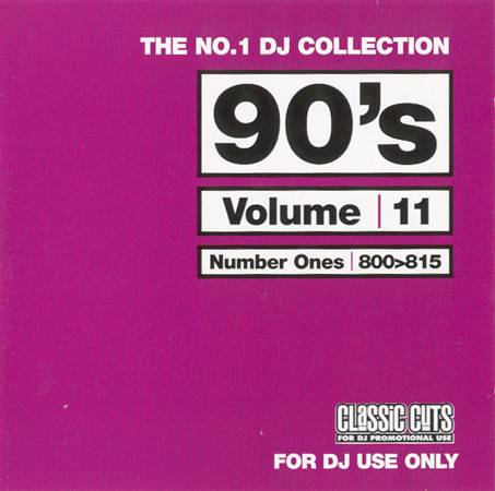 Mastermix Number One DJ Collection - 1990's Vol 11.jpg