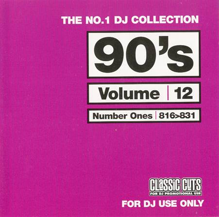 Mastermix Number One DJ Collection - 1990's Vol 12.jpg