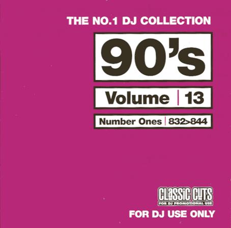 Mastermix Number One DJ Collection - 1990's Vol 13.jpg