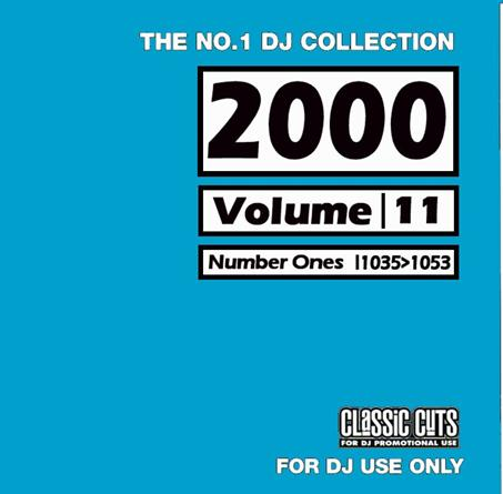 Mastermix Number One DJ Collection - 2000's Vol 11.jpg