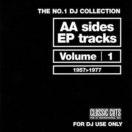 Mastermix Number One DJ Collection - AA Sides And EP Tracks Vol 1.jpg