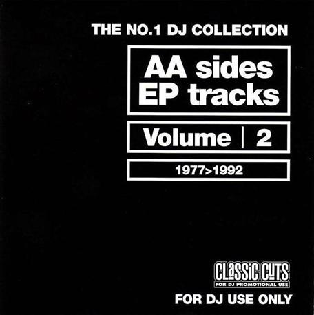 Mastermix Number One DJ Collection - AA Sides And EP Tracks Vol 2.jpg
